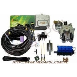 3.Wtrysk Agis M210  VITO Super/OMVL Reg...