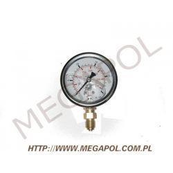 Manometr glicerynowy 25bar/63mm...