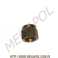 Docisk baryłki PCV o6 - M14x1mm...