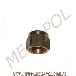 Docisk baryłki PCV o8 - M16x1mm...