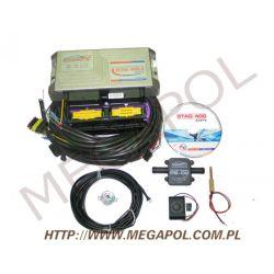.Wtrysk STAG 400 DPI - elektronika 4 cylindry...