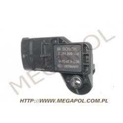 Czujnik ciśnienia / Mapsensor Prins Bosh 0 281 006 102 Nowy typ...