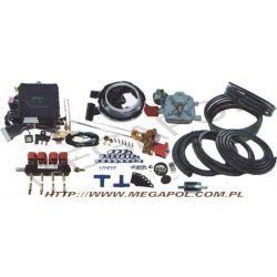 SGI 4 Cyl Full Kit OBD 110KW  (Producent NLP, Kod towaru NL0011)...