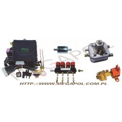 SGI 4 Cyl Mini Kit 120KW  (Producent NLP, Kod towaru NL0006)...
