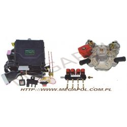 SGI 4 Cyl Mini Kit 150KW  (Producent NLP, Kod towaru NL0005)...