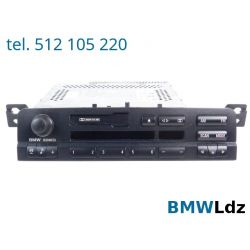 RADIO KASETOWE PHILIPS BMW BUSINESS 3 E46 LIFT 01-