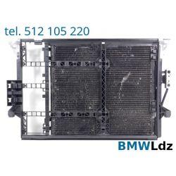 CHŁODNICA RAMKA KLIMATYZACJI BMW E39 520i 523i 525