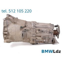 SKRZYNIA BIEGÓW 6 BMW E46 E90 320d Cd td 150PS