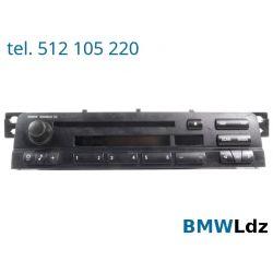 RADIO ODTWARZACZ CD MP3 BMW BUSINESS E46 ORYGINAŁ