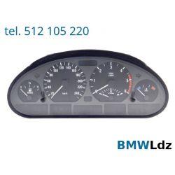 LICZNIK ZEGARY BMW E46 318d 320d 330d 2.0D 3.0D EU