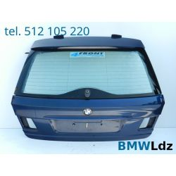 KLAPA SZYBA TYŁ TYLNA BMW 3 E46 TOURING KOMBI A07