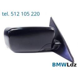 LUSTERKO ZEWNĘTRZNE PRAWE ELEKTRYCZNE BMW E39 96-