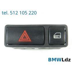 WŁĄCZNIK AWARYJNYCH CENTRALNEGO ZAMKA BMW 3 E46 X5