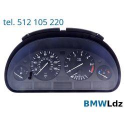 LICZNIK ZEGARY BMW E39 520i 523i 525i 528i 530i