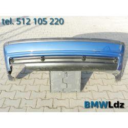ZDERZAK TYŁ TYLNY BMW E46 98-01 SEDAN M-PAKIET M3