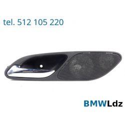 KLAMKA WEWNĘTRZNA LEWA BMW E46 COUPE CABRIO 98-06