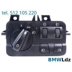 PRZEŁĄCZNIK WŁĄCZNIK ŚWIATEŁ BMW E46 -01 6907947