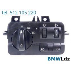 PRZEŁĄCZNIK WŁĄCZNIK ŚWIATEŁ BMW E46 -01 6901429