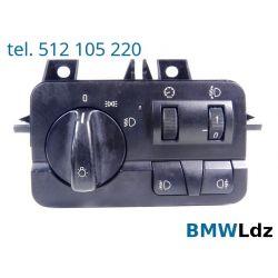 PRZEŁĄCZNIK WŁĄCZNIK ŚWIATEŁ BMW E46 6901429 LEAR