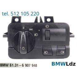 WŁĄCZNIK PRZEŁĄCZNIK ŚWIATEŁ XENON BMW 3 E46 -01
