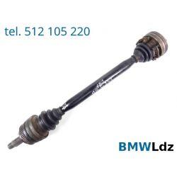 PÓŁOŚ PRAWA TYŁ BMW E46 318d 320d 328 2.0d AUTOMAT