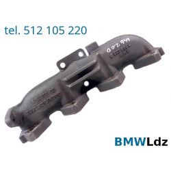 KOLEKTOR WYDECHOWY BMW 5 E39 520d X3 E83 2.0D