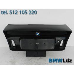KLAPA TYŁ TYLNA BMW 3 E46 SEDAN BLACK SAPPHIRE 475