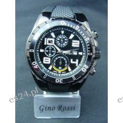 Piękny zegarek męski Gino Rossi opakowanie idealny prezent