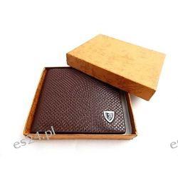 Męski portfel idealny prezent dla niego