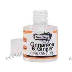 Olejek zapachowy CYNAMON Z IMBIREM