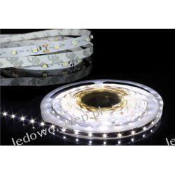 taśma LED 24W/5m, 12V DC, 300 diod SMD35328, barwa biała-zimna
