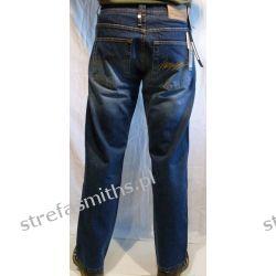 Spodnie MASS Monarchy (jeans)