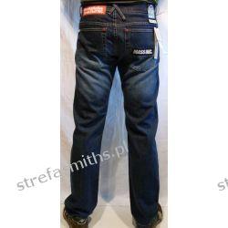 Spodnie MASS Bad (jeans)