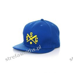 Czapka SSG Full Cap (niebieska)