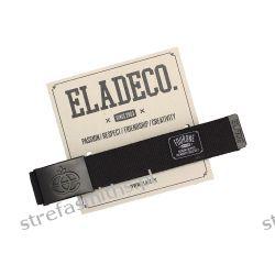 Pasek Elade (czarny) Galanteria i dodatki