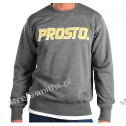 Bluza Prosto KL SWEATSHIRT CLASSICS MEDIUM HEATHERGrey (klasyk) T-shirty