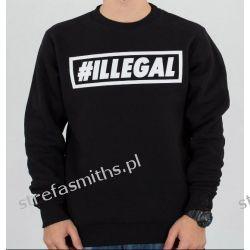 Bluza Illegal Black (klasyk)