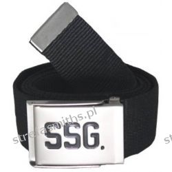 Pasek SSG Czarny T-shirty