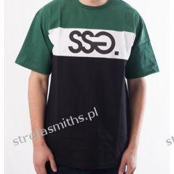 Koszulka SSG COLORS CZARNY