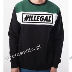 Bluza Illegal (klasyk) T-shirty