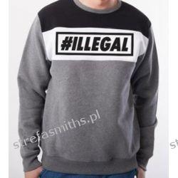 Bluza Illegal (klasyk) Odzież, Obuwie, Dodatki