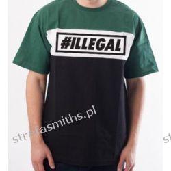 Koszulka Illegal 3 Color Bluzy