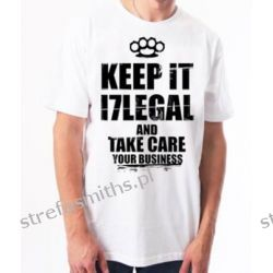 Koszulka Illegal Keep It T-shirty