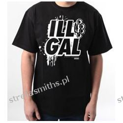 Koszulka Illegal ILL_GAL Odzież, Obuwie, Dodatki
