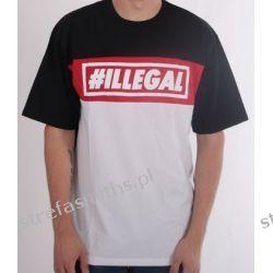 Koszulka Illegal Red Bluzy