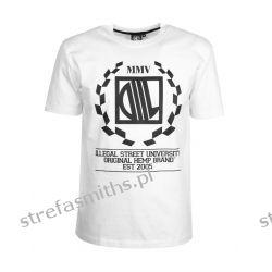 Koszulka DIIL LAUR BIAŁY Bluzy