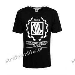 Koszulka DIIL LAUR CZARNY Odzież, Obuwie, Dodatki