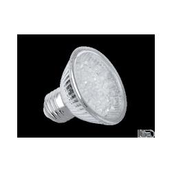 Żarówka 30 LED 2W E27 zimne białe HR20 230V