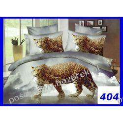 KOMPLET POŚCIELI 3D 200x220cm bawełna