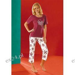 Wyprzedaż!  Piżama damska LUNA 542 r-r M